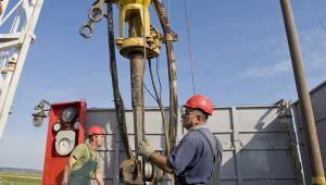 Gaz łupkowy, Pińczów – Odwiert gazu łupkowego Chopin-1 prowadzony przez San Leon Energy Plcs (6)