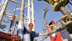 Gaz łupkowy, Pińczów – Odwiert gazu łupkowego Chopin-1 prowadzony przez San Leon Energy Plcs (8)