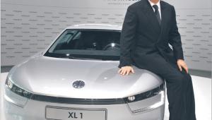 Pod rządami Martina Winterkorna Volkswagen w roku 2008 wrócił do pierwszej trójki największych globalnych producentów samochodów. Teraz chce się stać światowym numerem jeden Fot. Bloomberg