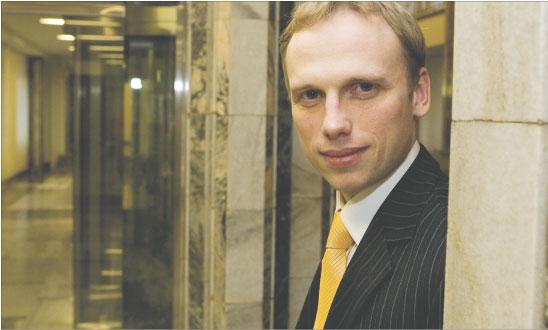 Paweł Gajewski, ekspert Narodowego Banku Polskiego z Biura ds. Integracji ze Strefą Euro