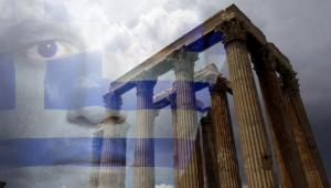Grecja może upaść. Fot. Shutterstock, Bloomberg
