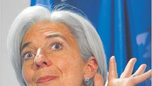 Christine Lagarde zapewne poprze przebudowę EFSF Fot. Reuters/forum
