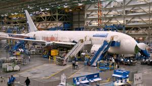 Zakłady Boeing Co. w Everett w stanie Washington