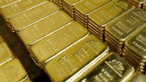 Indie zakupiły równowartość 8 proc. rocznego wydobycia złota na świecie. Fot. Bloomberg