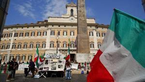 Włochy, Rzym, Palazzo Montecitorio