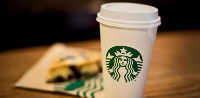 Kawa ze Starbucks'a. Fot. Emile Wamsteker/Bloomberg