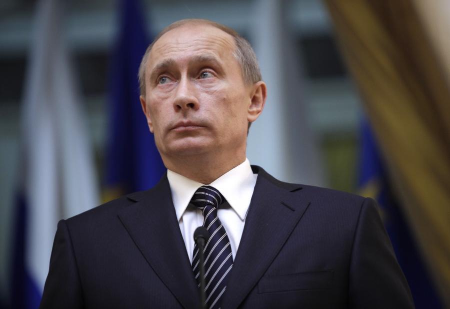 Władimir Putin, fot. Bloomberg