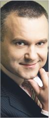 Michał P. Kubicki, dyrektor generalny Volumetric MK Polska