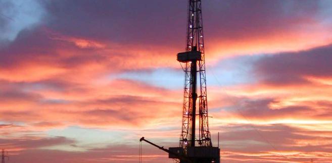 Pole naftowe w Turkmenistanie