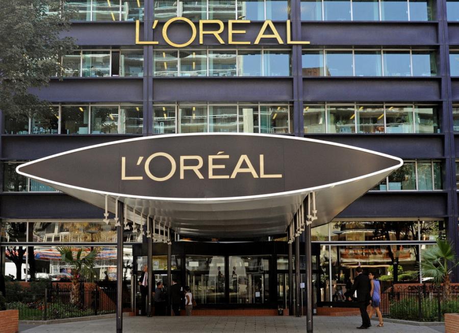 """Współwłaścicielka firmy kosmetycznej """"L'Oreal"""", została przez sąd ubezwłasnowolniona i oddana pod kuratelę rodziny. Fot. Fabrice Dimier/Bloomberg"""