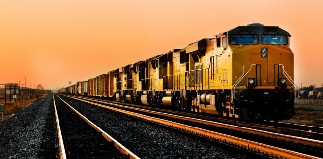 transport kolejowy, pociąg