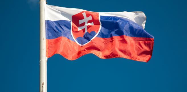 Flaga Słowacji, fot. magicinfoto