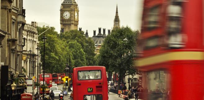 Londyńskie City, fot. QQ7