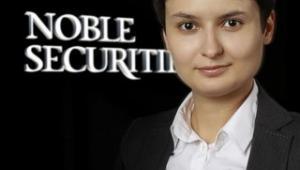 Eliza Dąbrowska, Noble Securities.