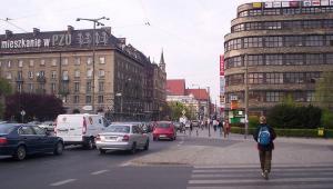 ul. Świdnicka, Wrocław, GNU Licencji Wolnej Dokumentacji, autor: Paweł Dembowski