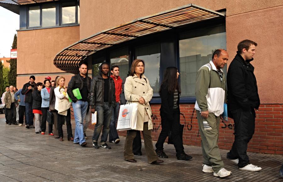 Stopa bezrobocia zarejestrowanego wyniosła na koniec lutego 2010 roku 13 proc. wobec 12,7 proc. miesiąc wcześniej