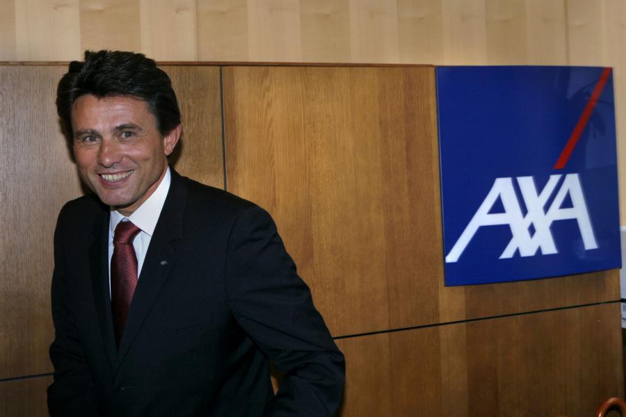 Henri de Castries, szef Axa. Fot. Bloomberg