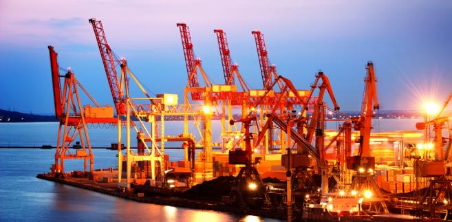 transport morski, port