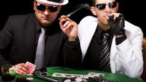 Gangsterzy w kasynie, fot. Mauro Rodrigues