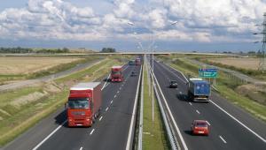 Około 7- km odcinek Autostradowej Obwodnicy Wrocławia otwarto w czwartek. Fot. Shutterstock
