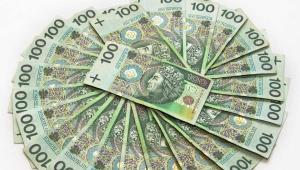Złoty w poniedziałek silnie tracił na wartości. Rynki obawiają się, że problemy fiskalne Irlandii mogą przelać się na inne kraje. Dług po ubiegłotygodniowej wyprzedaży pozostaje relatywnie stabilny - wskazują specjaliści. Fot. Shutterstock