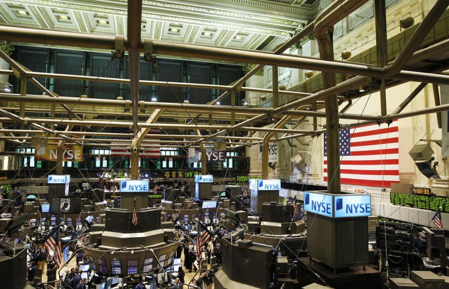Nowojorska giełda NYSE
