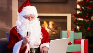 Firmy handlujące w sieci notują nawet trzykrotny wzrost obrotów. A to dopiero początek świątecznej gorączki zakupów. Fot. Shutterstock