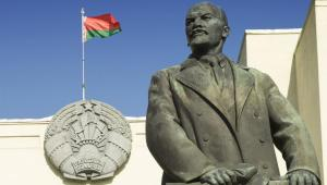 Białoruś, Lenin