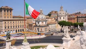 Panorama Rzymu, fot. Vladimir Mucibabic