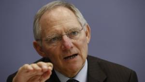 Wolfgang Schaeuble, minister finansów Niemiec domaga się usuwania ze strefy euro notorycznych dłużników