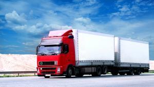 transport drogowy, ciężarówka