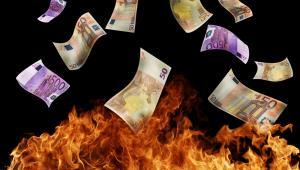 Kryzys w strfie euro, Fot. Shutterstock