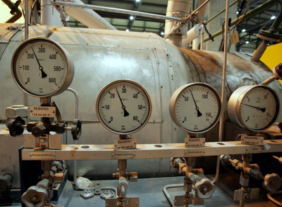 Od początku 2009 roku Polska nie otrzymuje gazu, który wcześniej dostarczało RosUkrEnergo