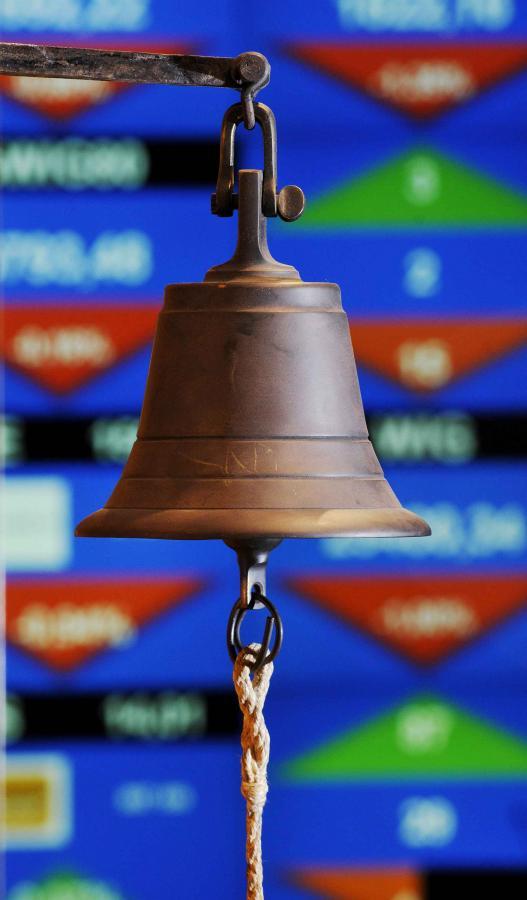 GPW, dzwon giełdowy