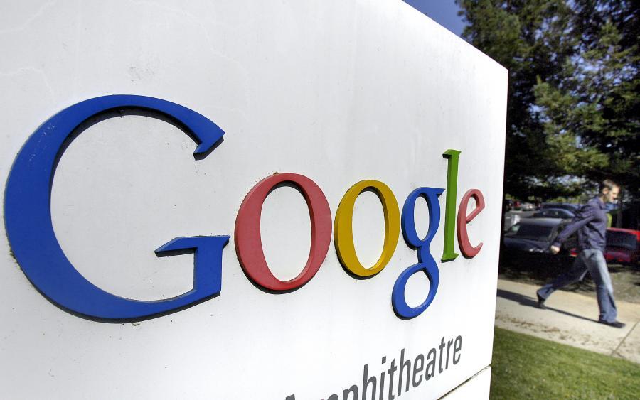 Google. Fot. Bloomberg