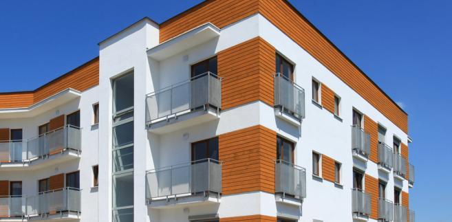Nowy blok, osiedle, nieruchomości