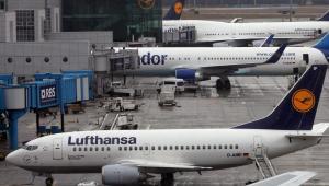 Lufthansa liczy na zwiększenie lotniczego ruchu pasażerskiego w drugiej połowie roku