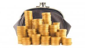 """Konta oszczędnościowe, podobnie jak lokaty, niemal """"zamarzły"""" na zimę. fot. Shutterstock"""