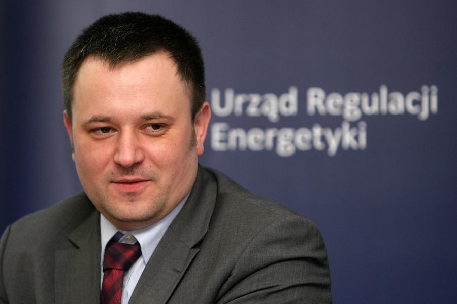 Mariusz Swora, prezes URE