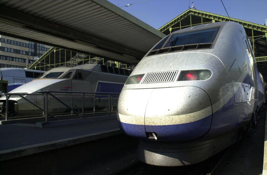 TGV. Fot. Bloomberg