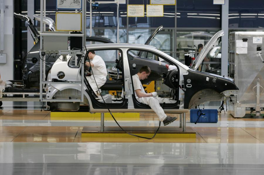 Fabryka samochodów na Słowacji