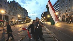 Węgrzy protestują