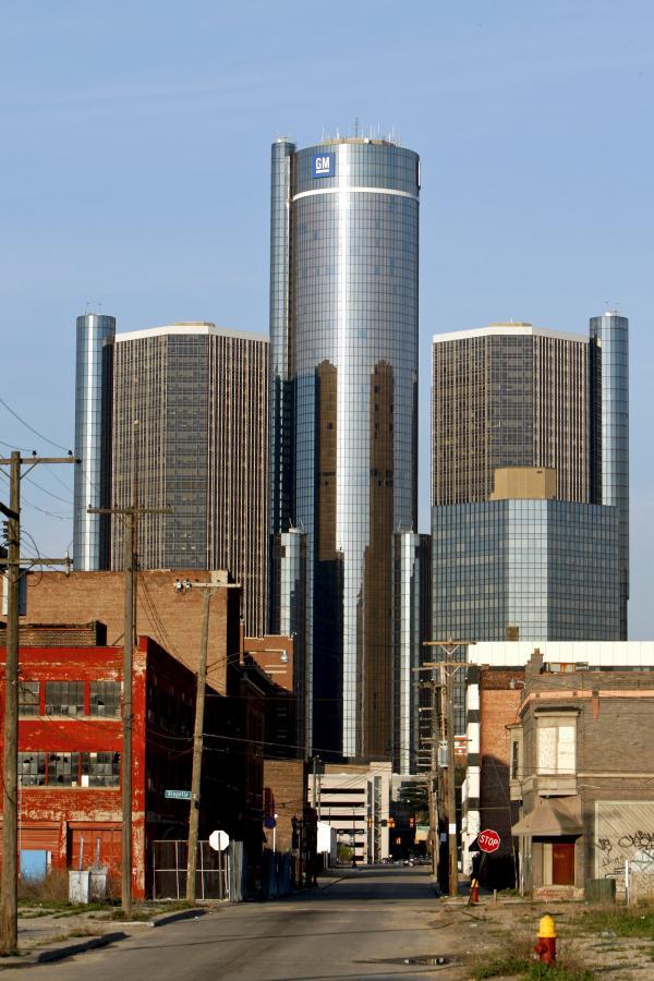 Siedziba General Motors w Detroit