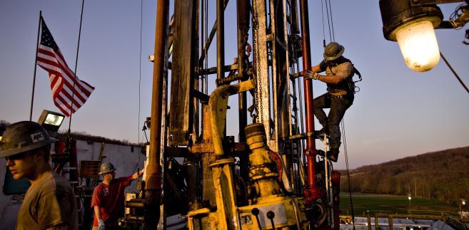 Wydobycie gazu łupkowego w Pensylwanii, fot. Daniel Ac