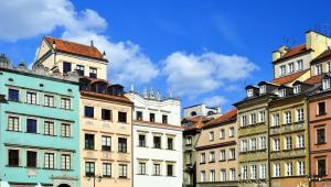 Najdroższe okazało się trzypokojowe mieszkanie na warszawskiej Starówce wycenione na 6 mln zł (ponad 42 tys. zł za metr). Fot. Shutterstock