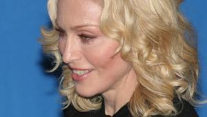 52-letnia gwiazda muzyki pop Madonna rozpoczęła tworzenie sieci własnych fitness clubów. Pierwszy z nich otwarto właśnie w stolicy Meksyku, Mexico City. Na zdj. Madonna. Fot. Shutterstock.