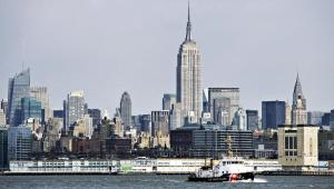 Nowy Jork jest wiodącą metropolią na świecie. Fot. Bloomberg