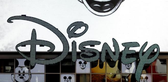 Logo firmy Disney
