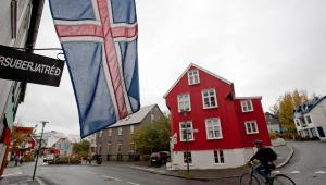 Reykjavik, Islandia, fot. Paul Taggart/Bloomberg