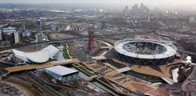 Park Olimpijski w Londynie